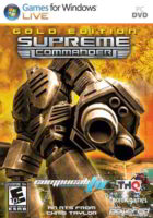 Supreme Commander Collection (2007-2010) PC Full Español