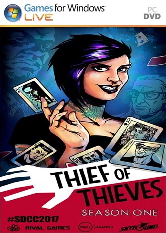 Thief of Thieves: Season One PC Full Español