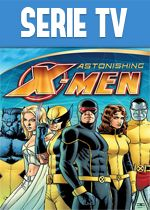 Astonishing X-Men Serie Completa HD 720p Latino Dual