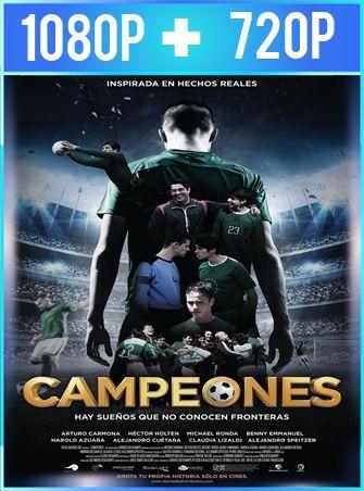 Campeones (2018) HD 1080p y 720p Latino
