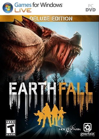 Earthfall PC Full Español