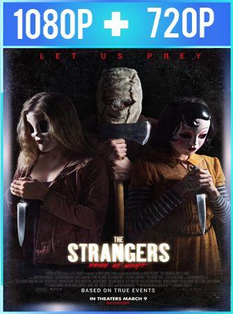 Los Extraños Cacería Nocturna (2018) HD 1080p y 720p Latino