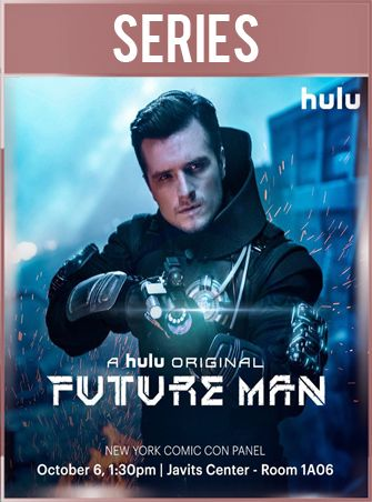 Future Man Temporada 1 Completa HD 720p Latino Dual