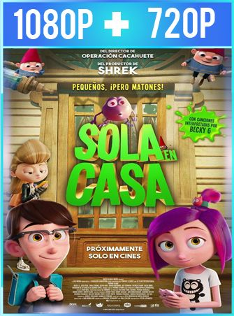 Gnomos al Ataque (2017) HD 1080p y 720p Latino