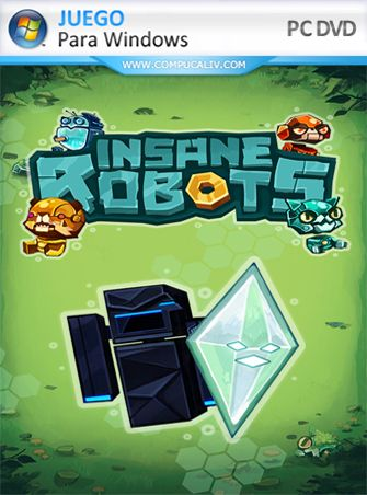 Insane Robots PC Full