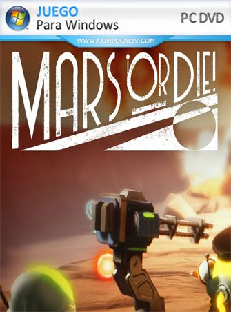Mars or Die PC Full Español