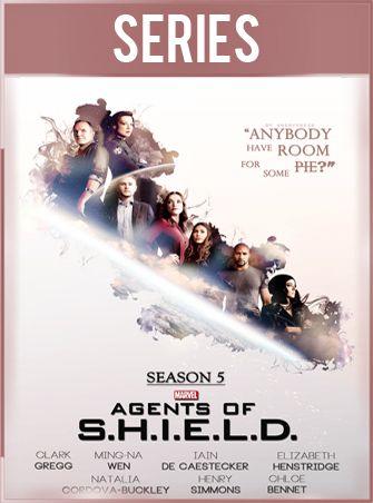Marvel Agents of Shield Temporada 5 HD 720p Latino Dual