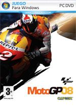 MotoGP 08 (2008) PC Full Español