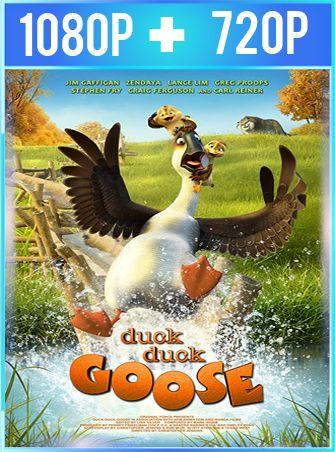 Pato, pato, ganso (2018) HD 1080p y 720p Latino