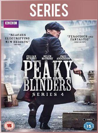 Peaky Blinders Temporada 4 Completa HD 720p Latino Dual