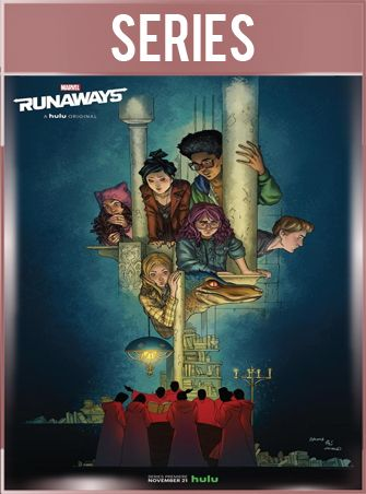 Runaways Temporada 1 Completa HD 720p Latino