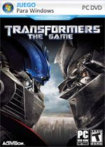 Transformers: The Game (2007) PC Full Español