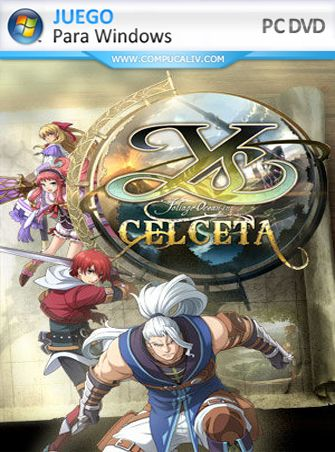 Ys: Memories of Celceta PC Full