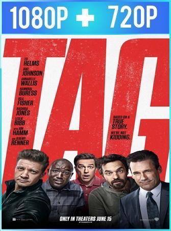 Te Atrapé (Tag) [2018] HD 1080p y 720p Latino Dual
