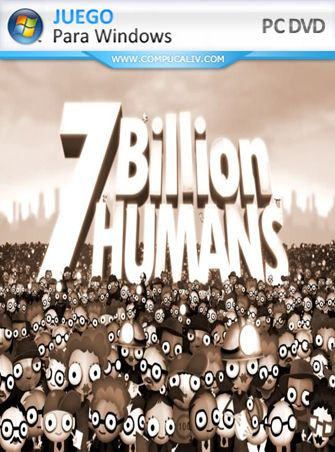 7 Billion Humans PC Full Español