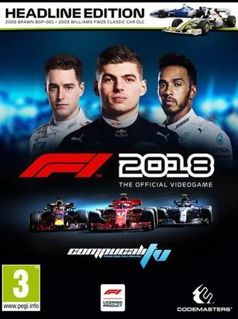 Requerimientos de Sistema para F1 2018 en PC