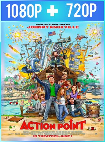 Action Point (2018) HD 1080p y 720p Latino