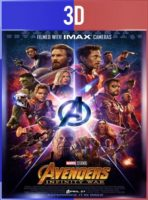 Avengers: Infinity War (2018) 3D SBS Latino