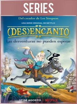(Des)encanto Temporada 1 Completa HD 720p Latino Dual