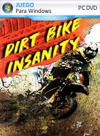 Dirt Bike Insanity PC Full