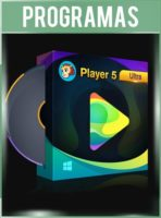 DVDFab Player Ultra v5.0.1.8 Full Español (Reproductor UHD 4K)