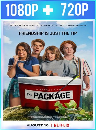 El paquete (2018) HD 1080p y 720p Latino