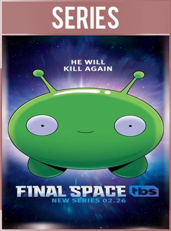 Final Space Temporada 1 Completa HD 720p Latino Dual