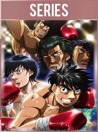 Hajime no Ippo: New Challenger Serie Completa HD 720p Subtitulado
