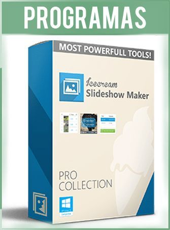 Icecream Slideshow Maker PRO 3.33 Full (Presentación Diapositivas HD)
