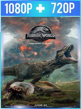 Jurassic World: El reino caído (2018) HD 1080p y 720p Latino