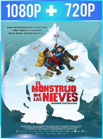 El monstruo de las nieves (2017) HD 1080p y 720p Latino
