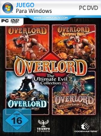 Overlord Ultimate Evil Collection (2007-2015) PC Full Español