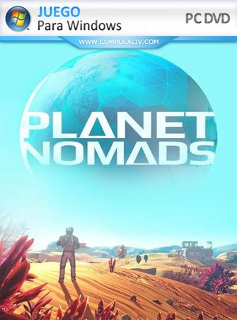 Planet Nomads PC Full Español