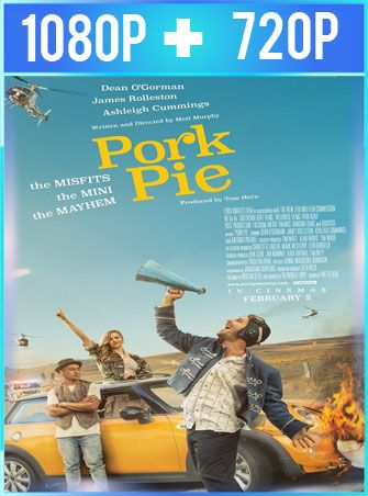Pork Pie (2017) HD 1080p y 720p Latino