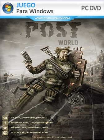 POSTWORLD PC Full