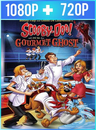 Scooby-Doo! and the Gourmet Ghost (2018) HD 1080p y 720p Latino