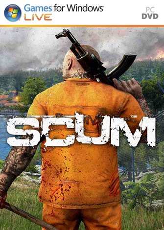 SCUM Supermax Open World Survival PC Game