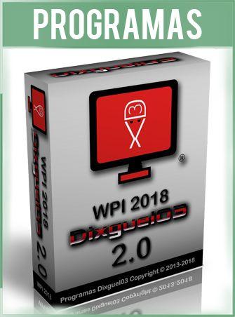 WPI 2018 2.0 Pack de Programas Desatendidos en Español