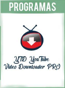 YTD YouTube Video Downloader PRO v5.9.9.1 Full Español