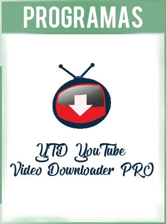 YTD YouTube Video Downloader PRO v5.9.9.1 Full Español