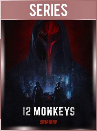 12 Monkeys Temporada 3 Completa HD 720p Latino