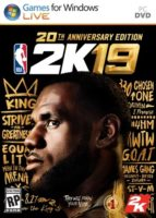 NBA 2K19 20th Anniversary Edition PC Full Español