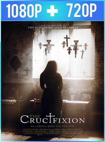 The Crucifixion (2017) HD 1080p y 720p Latino Dual
