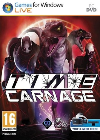 Time Carnage PC Full Español