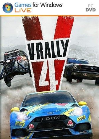 V-Rally 4 PC Full Español