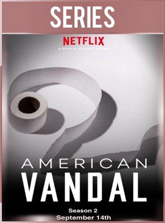 American Vandal Temporada 2 Completa HD 720p Latino Dual