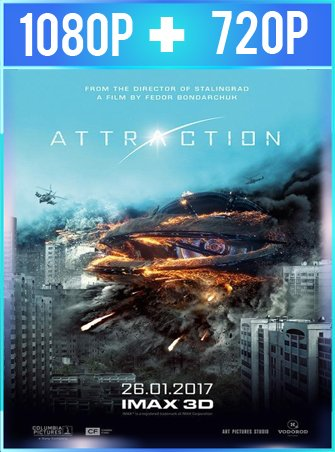 Attraction la guerra ha comenzado (2017) HD 1080p y 720p Latino