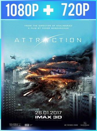 Attraction la guerra ha comenzado (2017) HD 1080p y 720p Latino