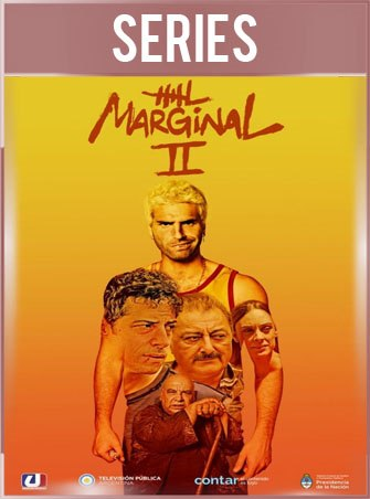 El marginal Temporada 2 Completa HD 720p Latino