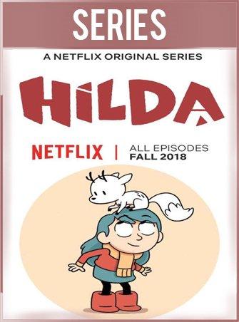 Hilda Temporada 1 Completa HD 720p Latino Dual